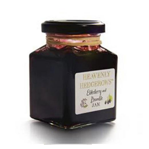 Foraged Elderberry & Bramble Jam 250g
