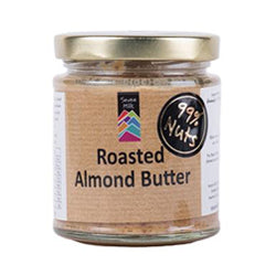 Hand Roasted Almond Butter 190g