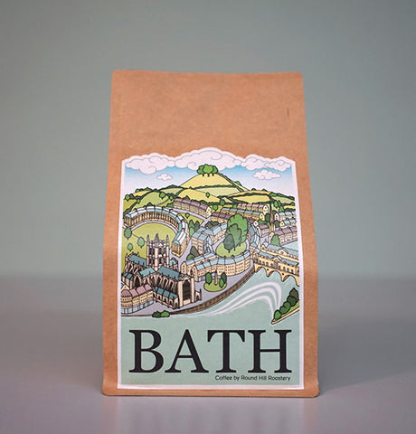 Limited Edition Bath Coffee 250g