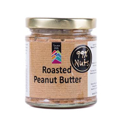 Hand Roasted Peanut Butter 190g