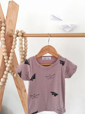 Planes & Boats Tee