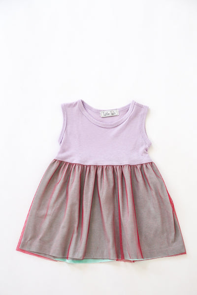 Tanktop with Tulle Skirt