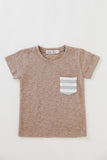 Basic Tee with Pocket
