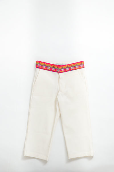 Audrey Cropped Pants KID