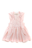 Cloud Pink Knot Dress