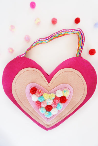 Happy Hearts Tote