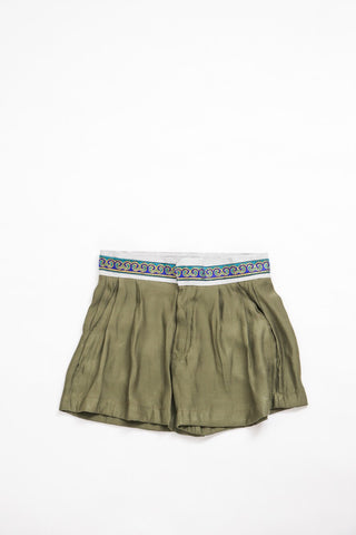 Sabine Pleated Shorts KID