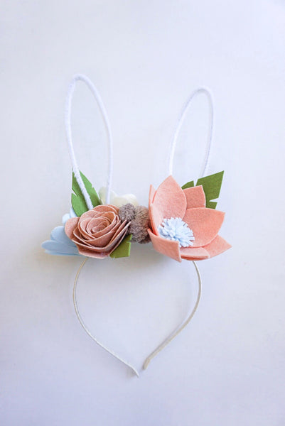 Sweet Bunny Headpiece