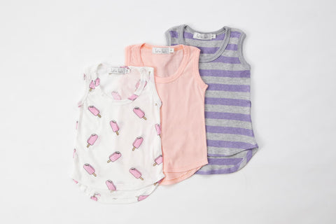 Girls Tanktop Bundles