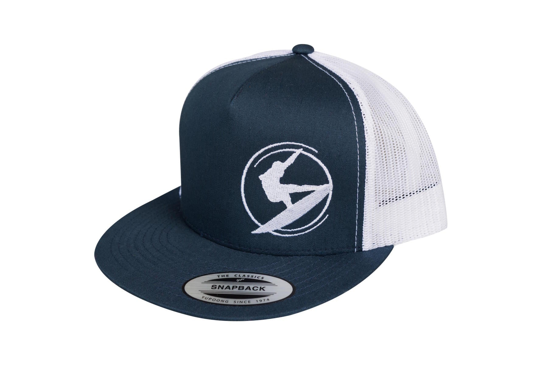 The Santa Cruz Waves Premium Trucker