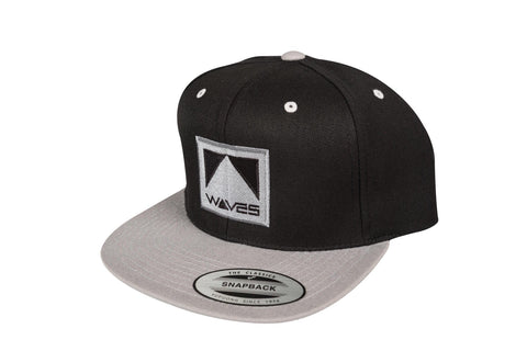 The Waves Classic Snap Back