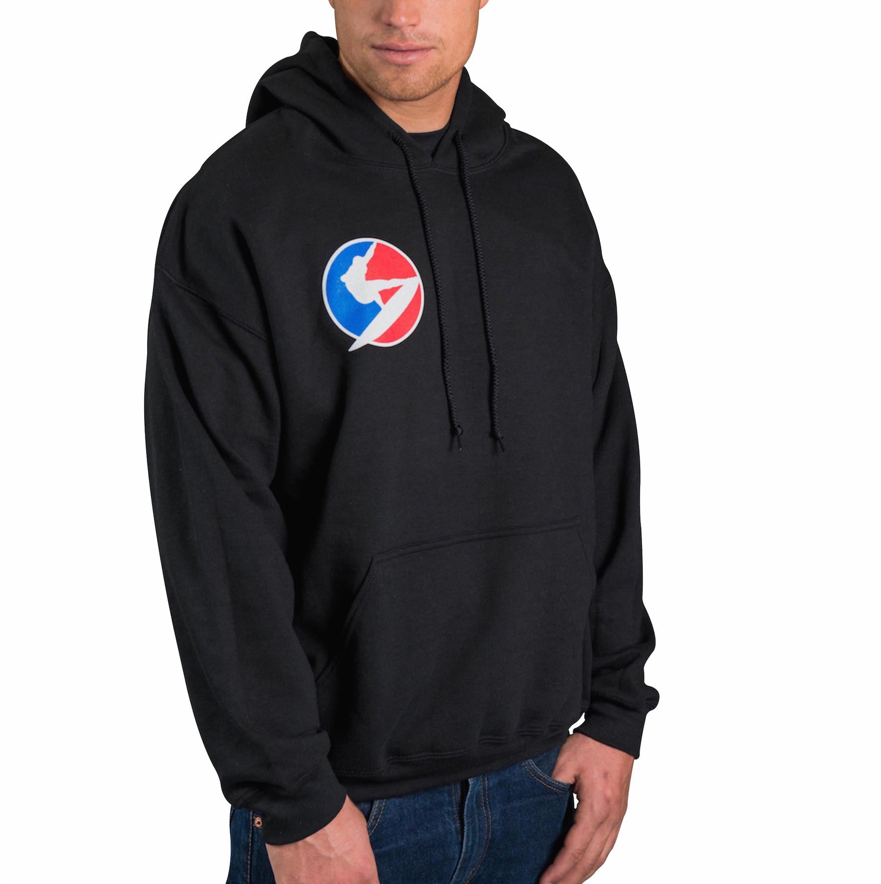 The Santa Cruz Waves Pullover Hoody