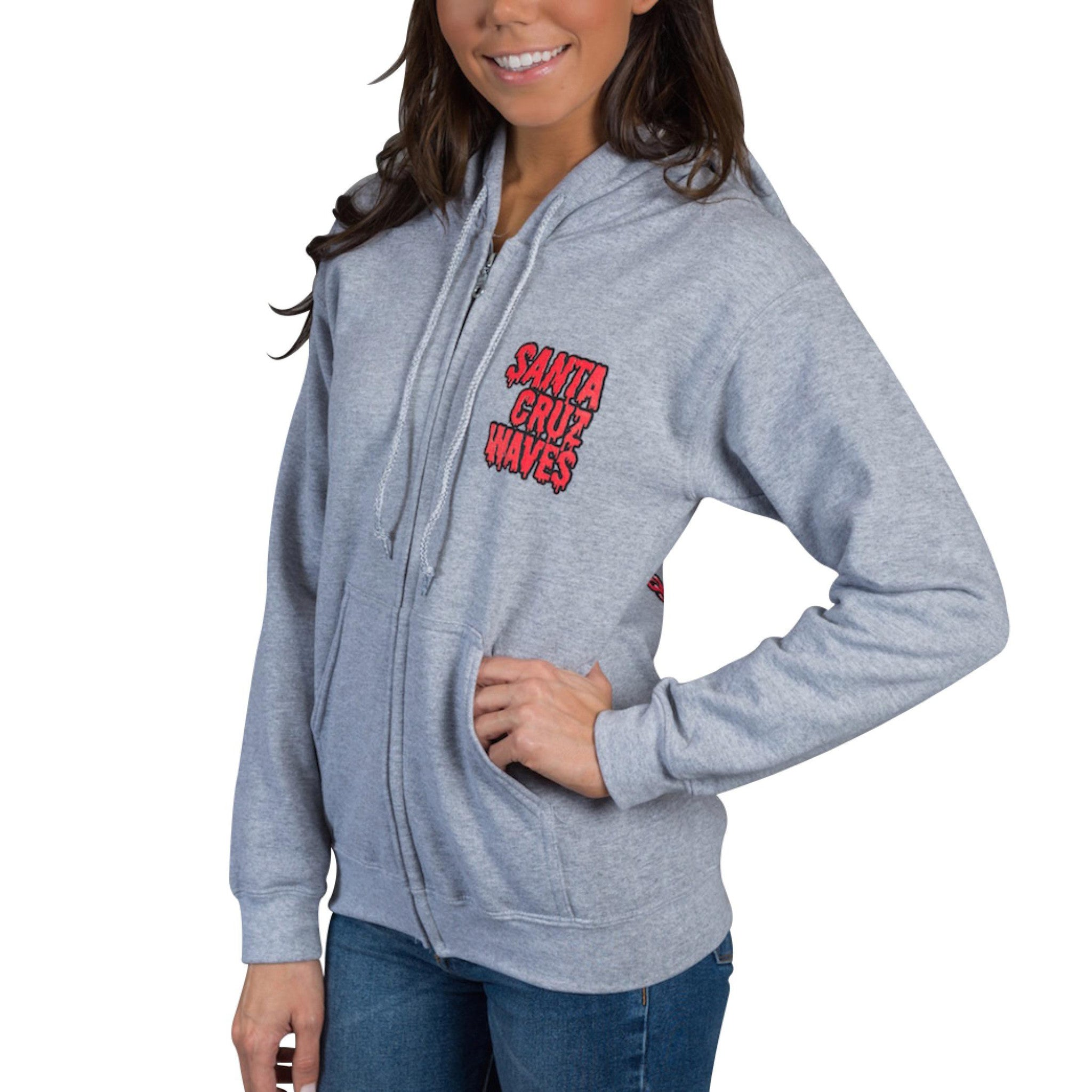 The Ladies Skelly Zip