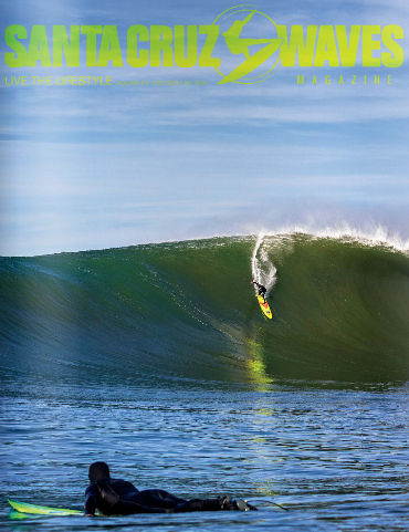 1 Year of Santa Cruz Waves Magazine
