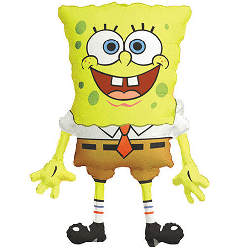 12 Spongebob Square Pants Latex Balloons 6 Count Party Supplies
