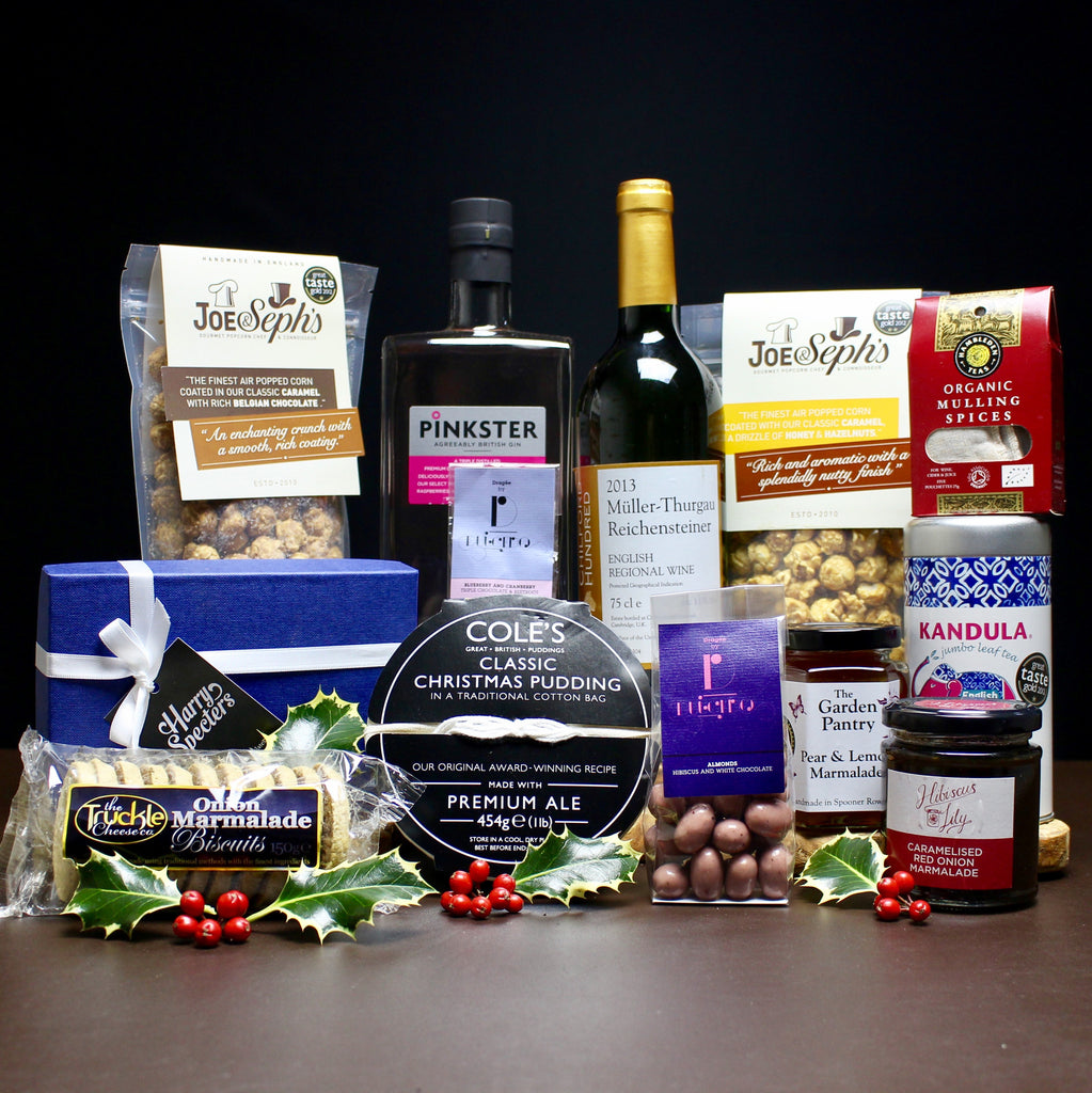 Have a happy Christmas hamper