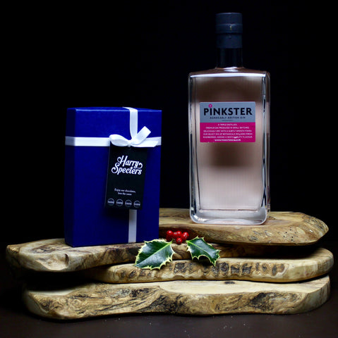 Festive Gin And chocolates
