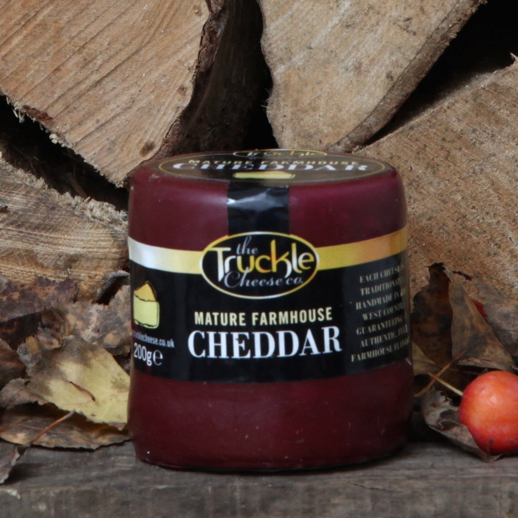 The Truckle Cheese co, Mature Farmhouse Cheddar