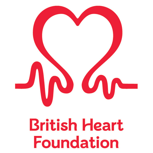Donation to British Heart Foundation