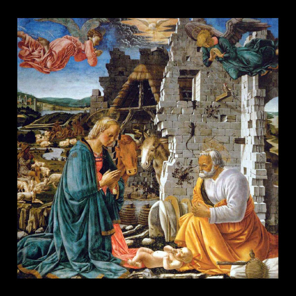 "The Nativity<p style=""color_gold"">LUXURY RANGE"