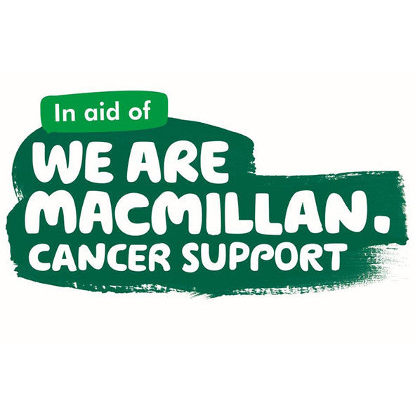 Donation to Macmillan Cancer Support