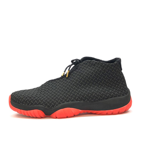 Nike Air Jordan Future Woven Black Red