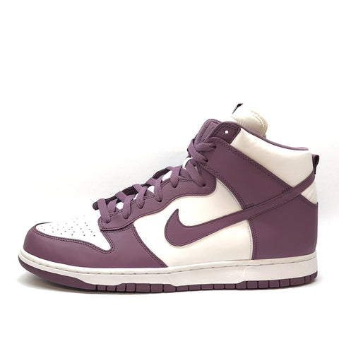 Nike Dunk Retro Hi Purple White
