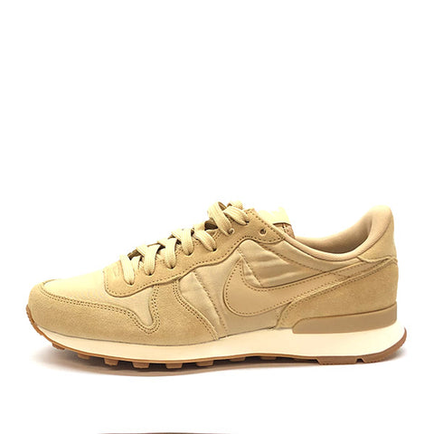 Nike Internationalist Leather Nail Gum Beige