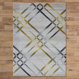 Beautiful line design sungate modern rugs & carpets