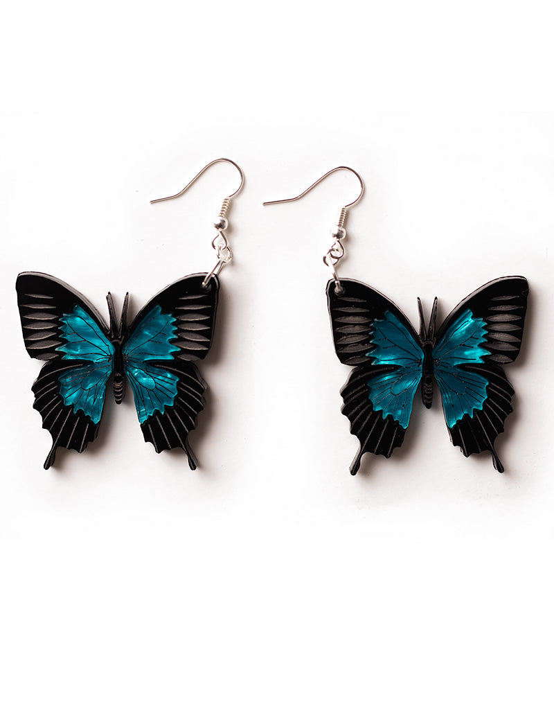 Ulysses Butterfly Earrings