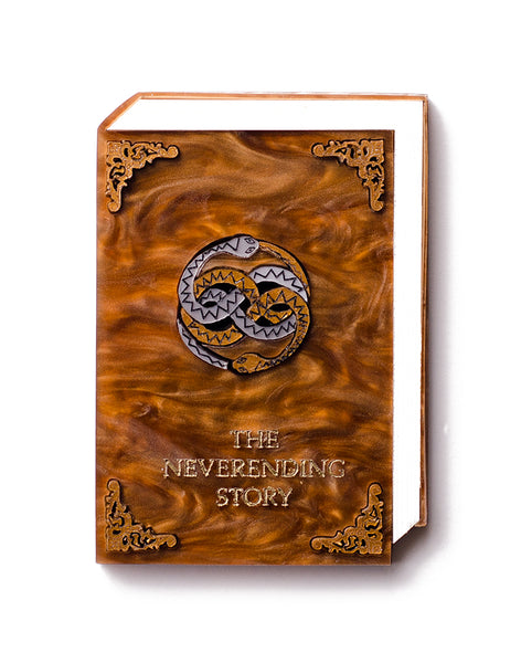 Neverending Story Brooch