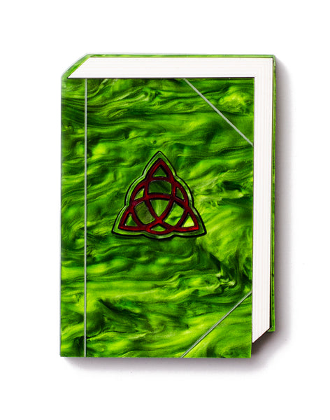 Charmed Book of Shadows Brooch Acrylic Spell Book Brooch