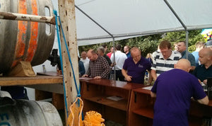 Our First Beer Festival – Thank you!