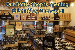 Bottle Shop open on Friday