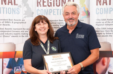 Saxon Shield wins SIBA Award
