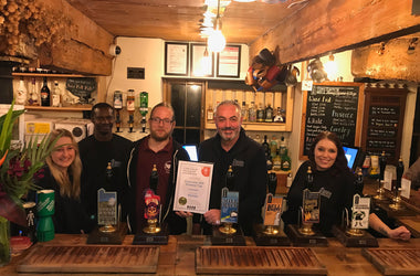 Autumn Town Pub of the Season!