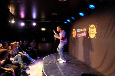 Live Comedy returns for new season