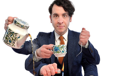 UK's leading comedian/magician tops the bill at Towcester Mill Brewery