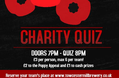 Poppy Appeal Quiz returns to the Mill