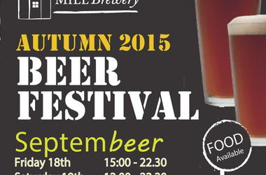 Autumn Beer Festival 2015
