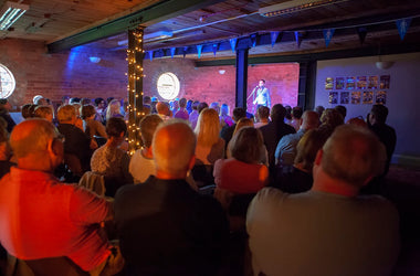 Live Comedy returns in September