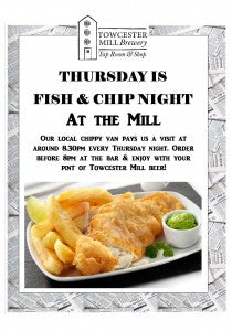 Fish & Chip Thursday
