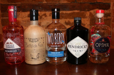 World Gin Day – today!