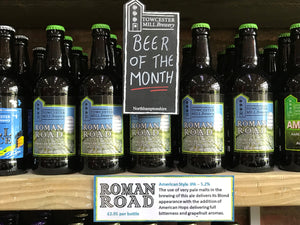 Beer of the month - August