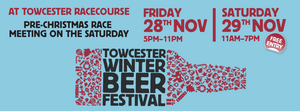 Towcester Mill Beers at Towcester Winter Beer Festival