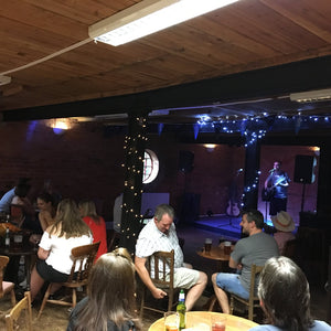 Wed 19 Dec - Christmas Open Mic Night