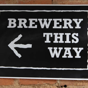 Fri 18 Oct - Brewery Tour