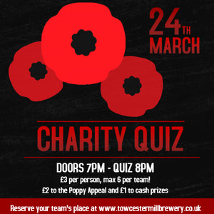 Poppy Appeal Quiz Night
