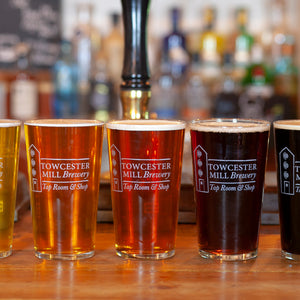Fri 4 Oct - Brewery Tour