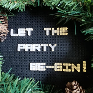Sat 14 Dec - Let the Party be-GIN